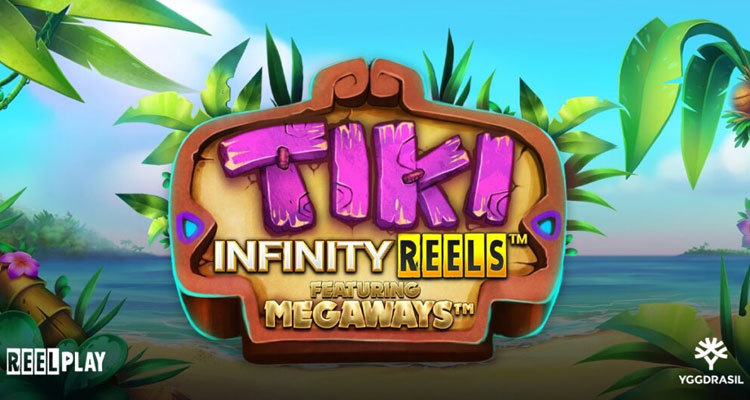 Yggdrasil and ReelPlay team up to create online island adventure Tiki Infinity Reels Megaways