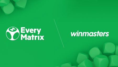 winmasters pens deal for EveryMatrix's turnkey platform