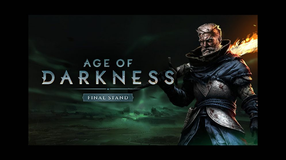 Dark Fantasy Survival RTS Age of Darkness: Final Stand Trailer and Early Access Announcement