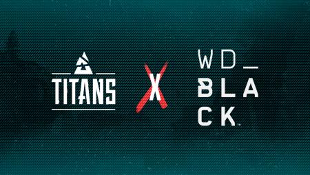 Inaugural Apex Legends event BLAST Titans welcomes Western Digital as sponsor