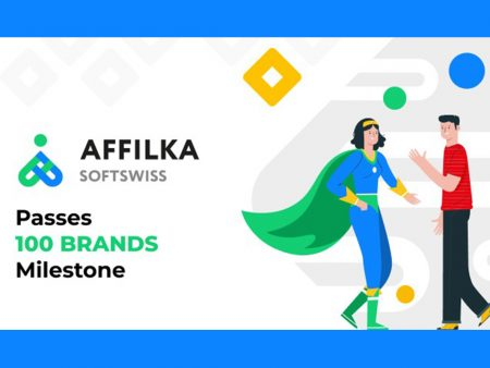 Affilka by SOFTSWISS Passes 100 Brands Milestone