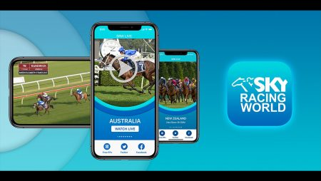 SKY RACING WORLD TO USE AMTOTE AS ITS COMMINGLING BETTING PLATFORM FOR ACCESS TO TABCORP'S AUSTRALIAN GREYHOUND POOLS