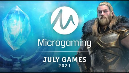 Microgaming unveils large selection of July portfolio additions