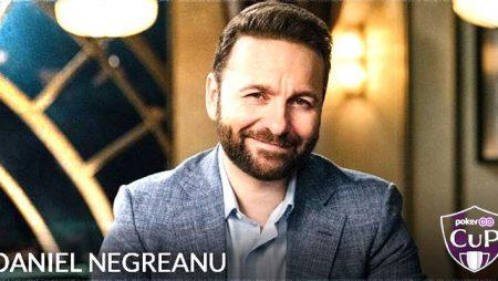 Daniel Negreanu claims PokerGO Cup leaderboard win