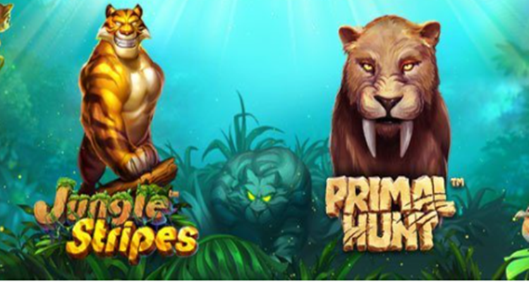 Intertops Poker features wild-animal-themed online slots in this week's extra spins offer