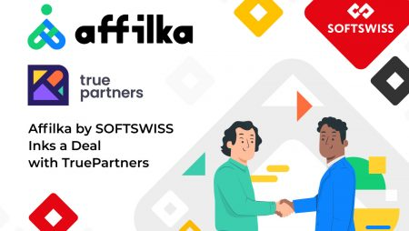 Affilka by SOFTSWISS Inks a Deal with TruePartners