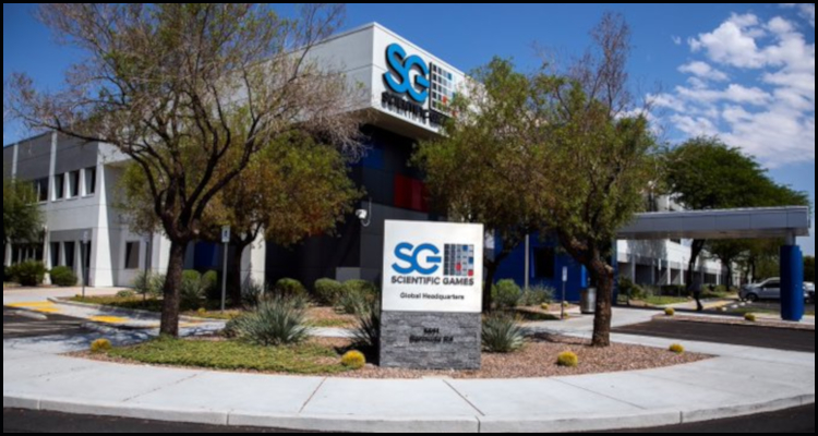 Scientific Games Corporation to divest lottery and sportsbetting interests