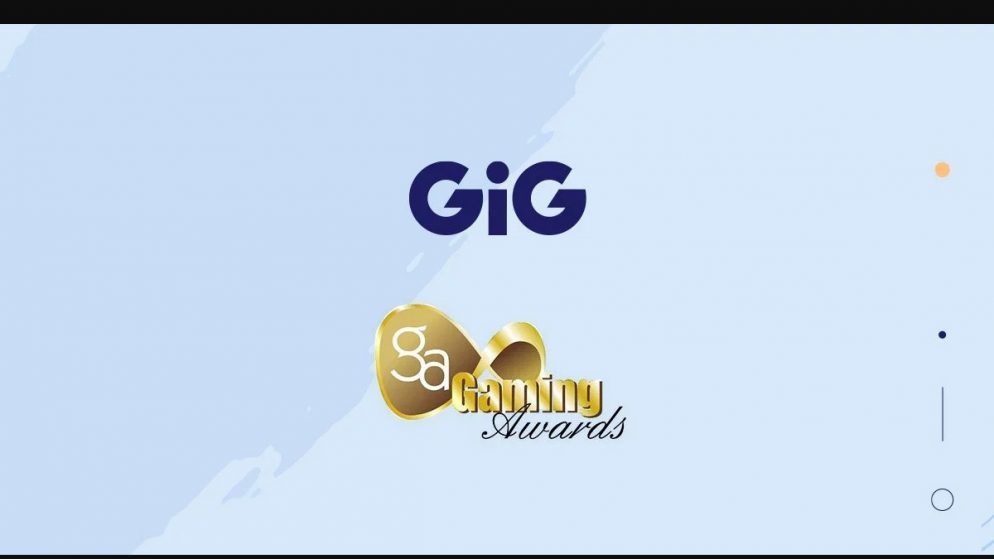 GiG shortlisted as finalist in International Gaming Awards