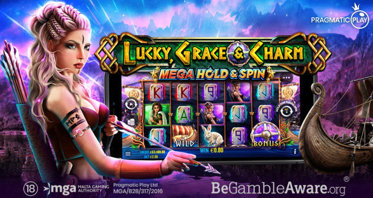 Pragmatic Play powers new online slot Lucky, Grace & Charm Mega Hold & Spin from partner Reel Kingdom