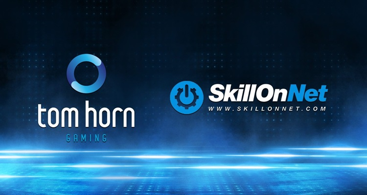 Tom Horn Gaming to launch with SkillOnNet online casino brands courtesy of new content partnership