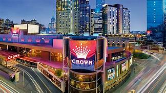 Crown casino pays back tax