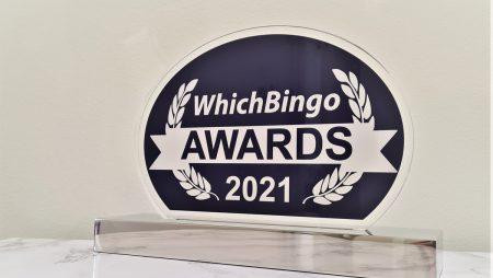 WhichBingo Awards 2021 winner's announcement
