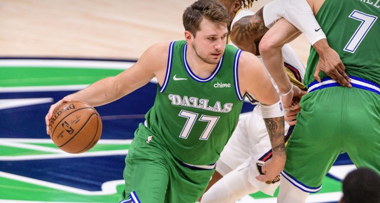 Dallas Mavericks Sign Luka Doncic to 5 Year Supermax Rookie Contract Extension