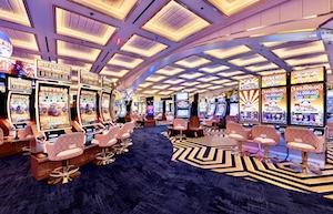 Platt seating range for new Vegas venue