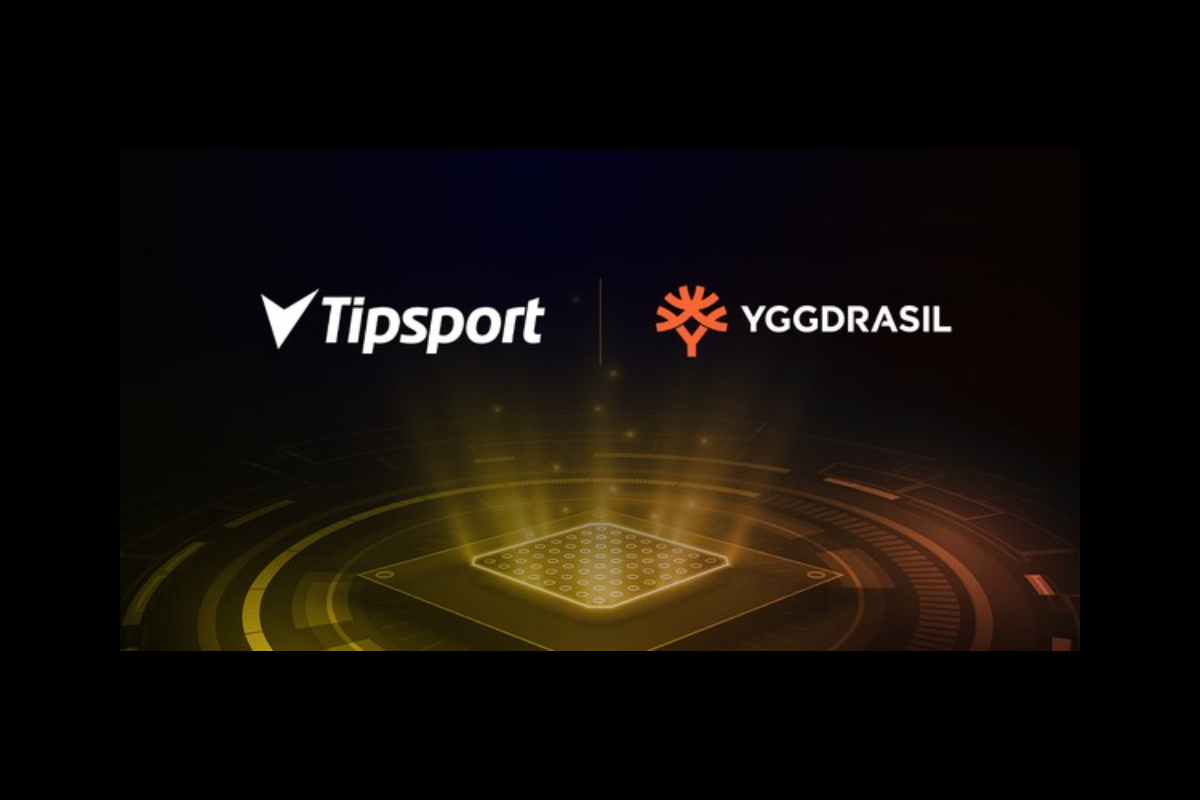 Yggdrasil extends partnership with Tipsport for Slovakian market debut