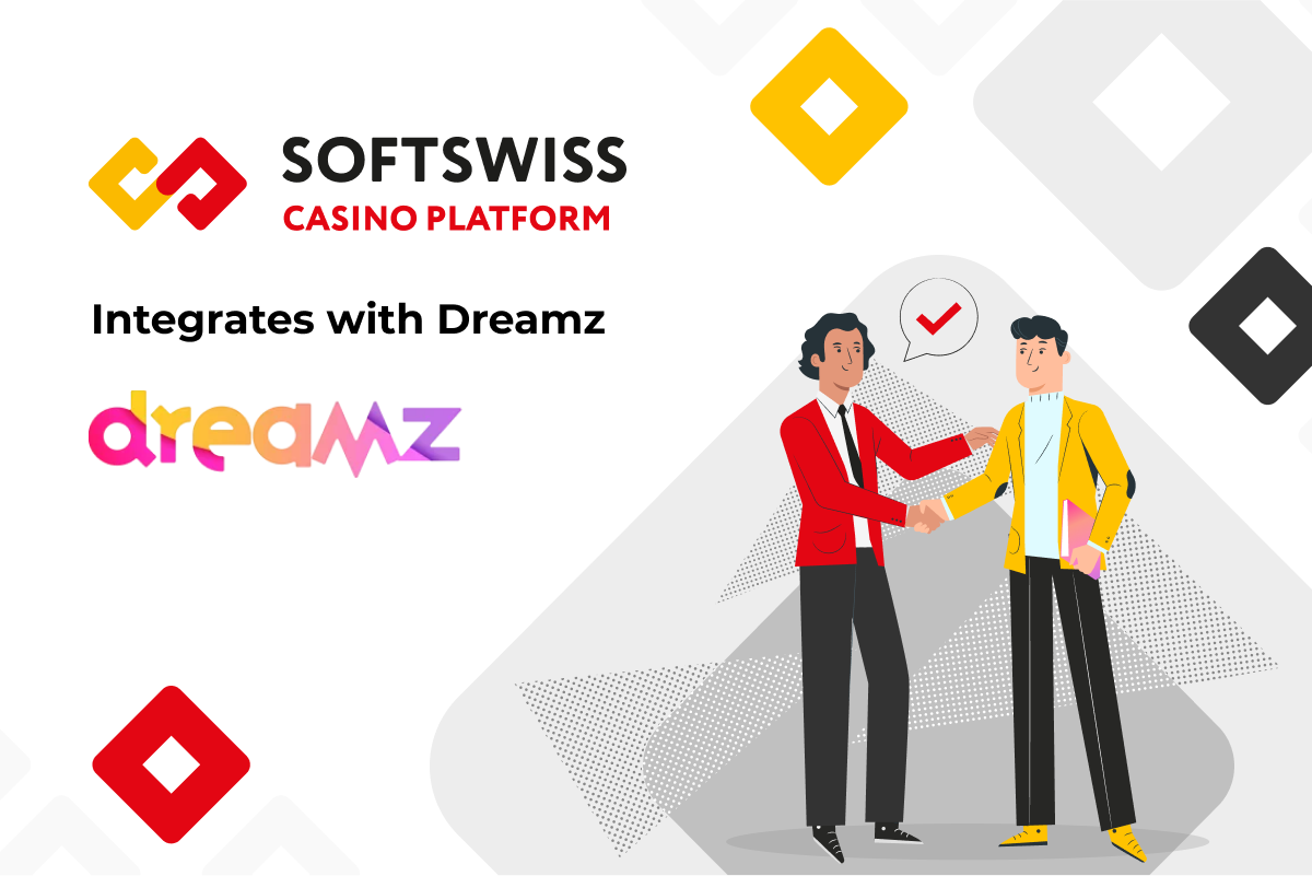 SOFTSWISS Online Casino Platform Integrates with Dreamz Online Casino