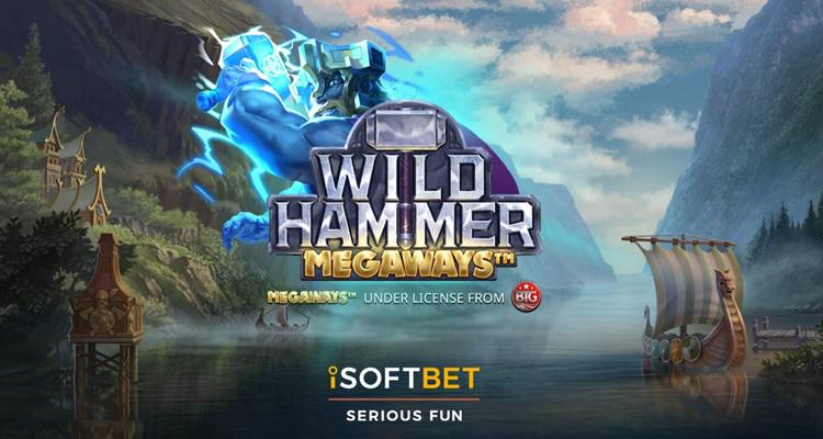 iSoftBet journeys to Asgard in new video slot Wild Hammer Megaways