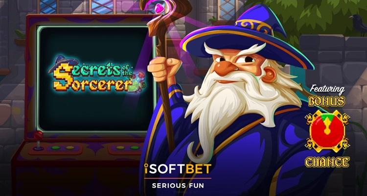 iSoftbet unleashes new fantasy-based video slot Secrets of the Sorcerer with Bonus Chance mechanic