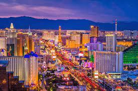 Record gaming revenue for Las Vegas
