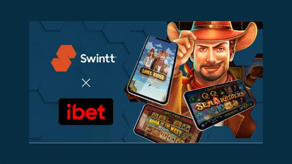 Swintt strengthens online presence with iBet deal