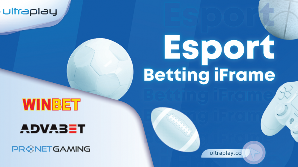 UltraPlay's eSports betting iFrame grows in popularity