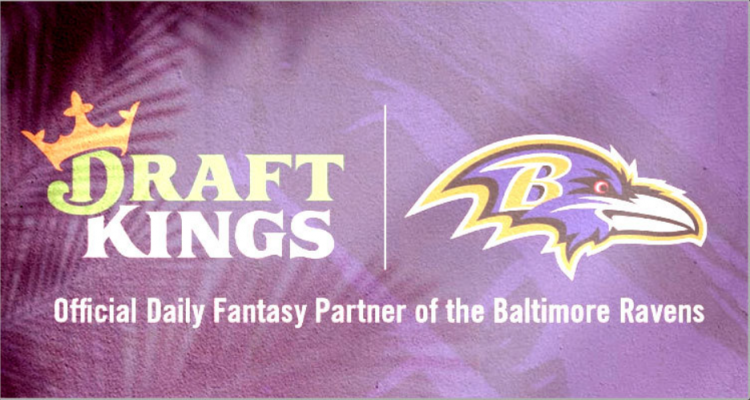 Baltimore Ravens team up with DraftKings in new partnership deal