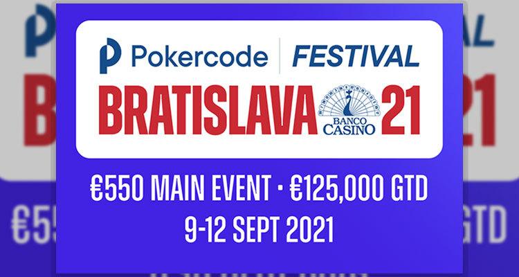 Slovakia set to host new Pokercode Festival via Banco Casino