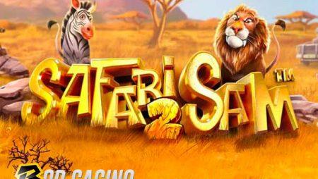 Safari Sam 2 Slot Review (BetSoft)