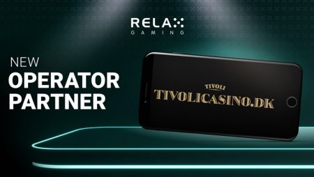 New partnership with Tivoli significantly expands Relax Gaming's Danish footprint