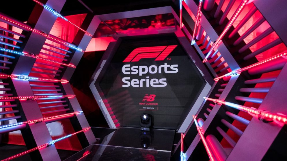 F1® Esports Comes to EA Games in Mobile Racing Game With Huge Prizes Up for Grabs