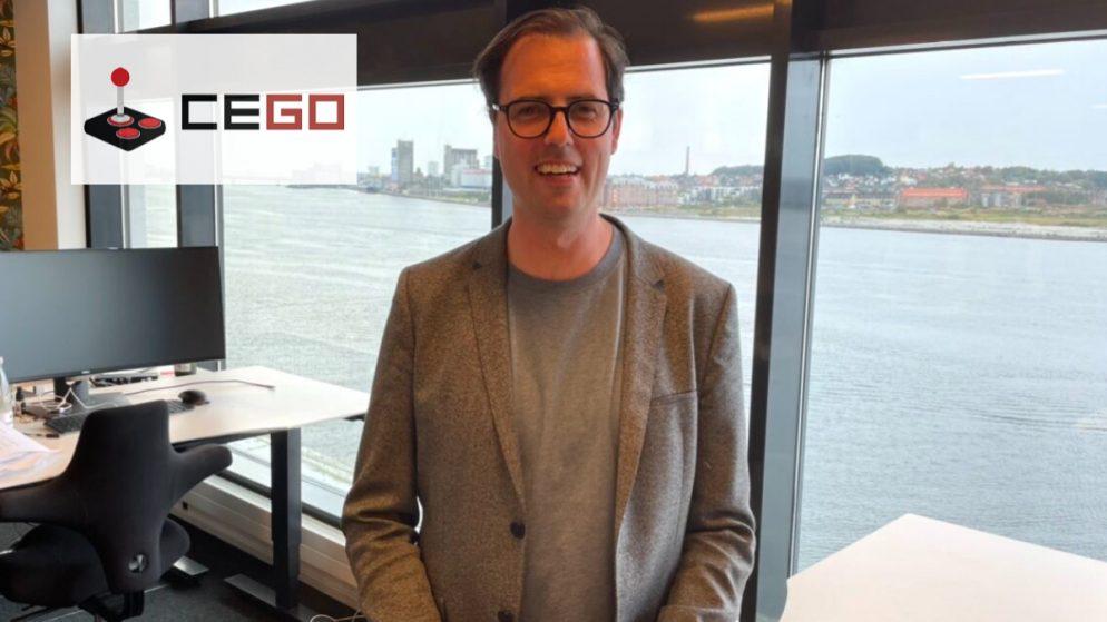 CEGO names Allan Auning-Hansen as Chief Exec