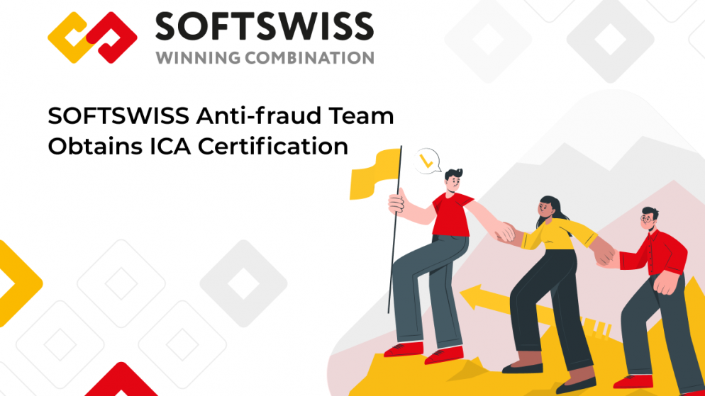 SOFTSWISS Anti-fraud Team Obtains ICA Certification