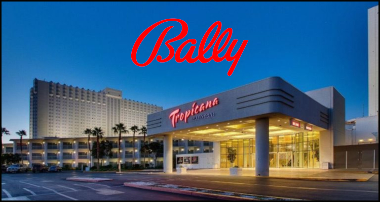 Bally's Corporation to re-brand almost its complete land-based casino estate