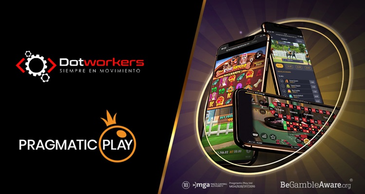 Pragmatic Play agrees multi-vertical deal with Dotworkers; launches new Beachball Blast bingo product