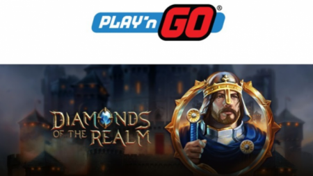 Play'n GO introduces new Diamonds of the Realm online slot game