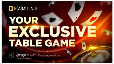 Brand Exclusives: BGaming starts producing exclusive table games for casino operators