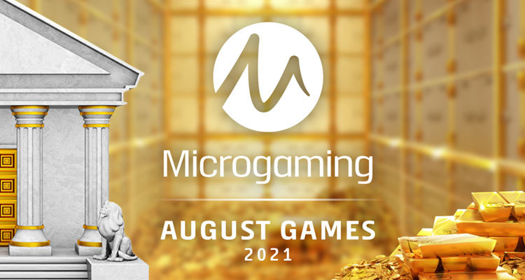 Microgaming will close out the summer with amazing August online slot releases