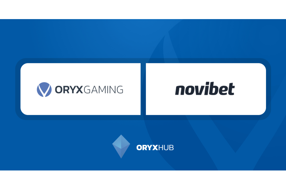 ORYX Gaming strengthens presence in Greece after taking content live with Novibet