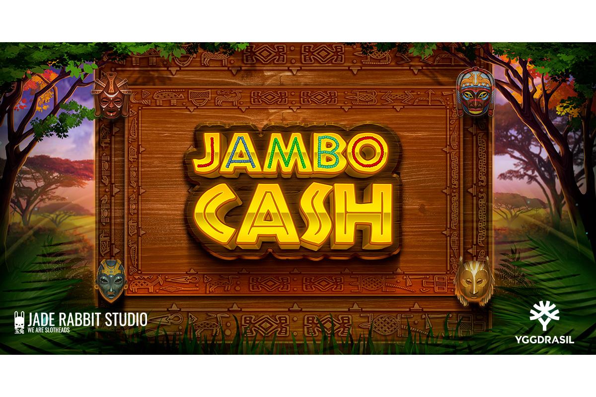 Yggdrasil and Jade Rabbit enjoy African adventure in Jambo Cash