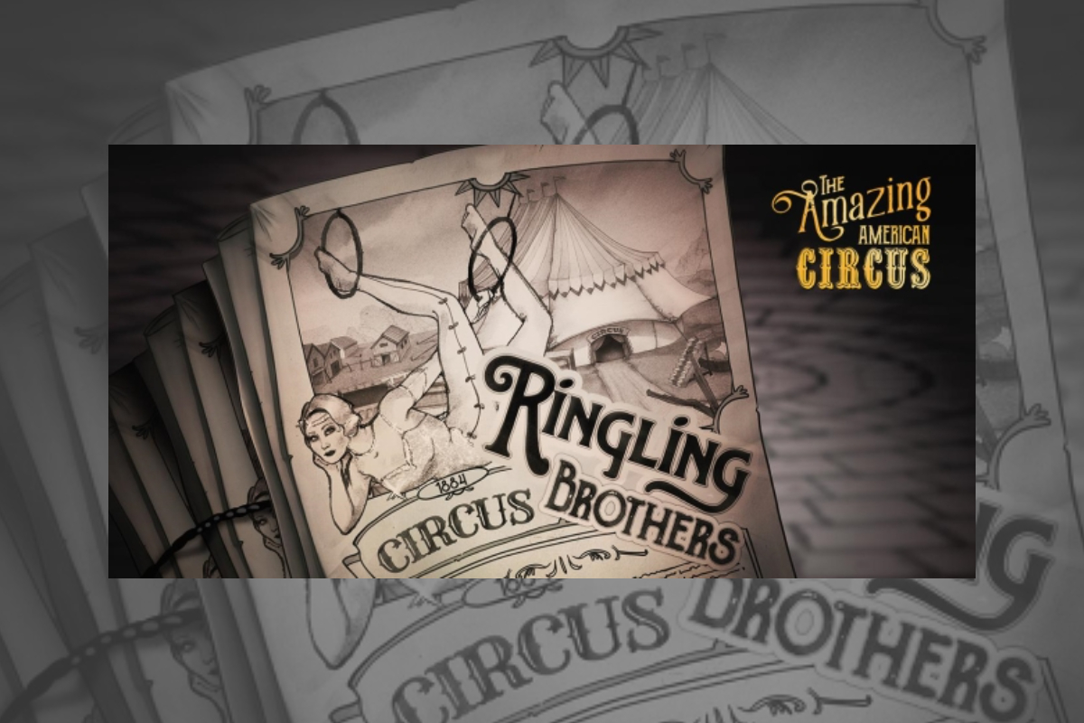 Roll Up! Roll Up! Come and see The Amazing American Circus, releasing across PC and Consoles, September 16th!