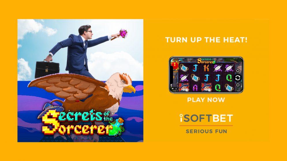 iSoftBet brews magical winning formula in Secrets of the Sorcerer