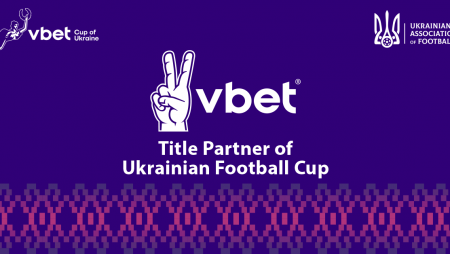 VBET has become the Title Partner of the Ukrainian Football Cup