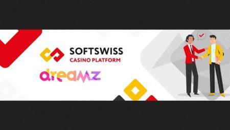 Dreamz online casino departs third-party casino platform for SoftSwiss
