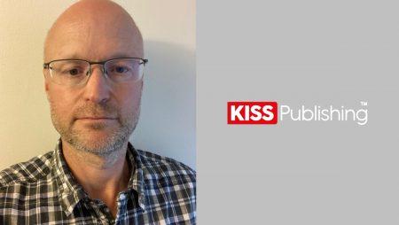 Iain Hancock joins Kiss Publishing Ltd