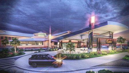 Hollywood Casino Baton Rouge holds groundbreaking for new land-based operation