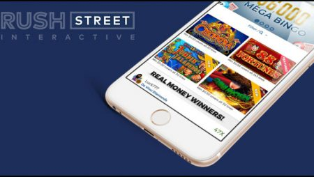 Boom Entertainment partnership for Rush Street Interactive Incorporated