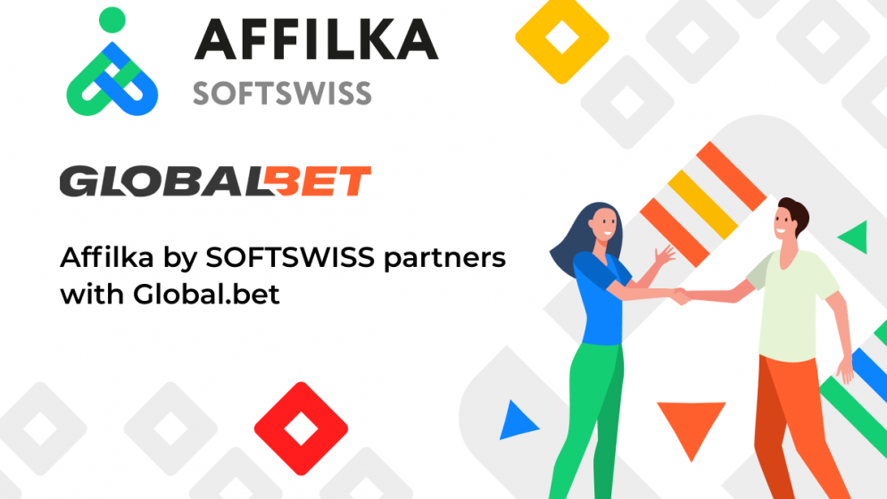 Affilka by SOFTSWISS Partners with Globalbet