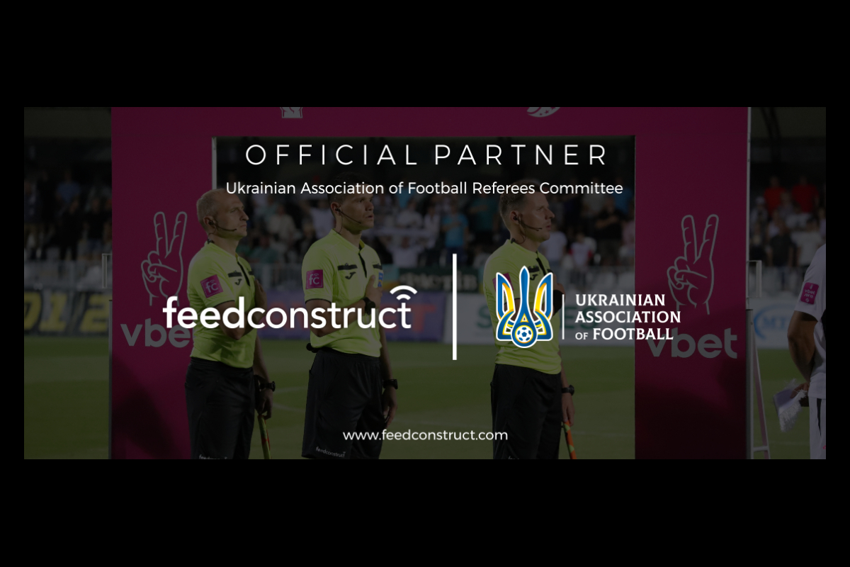 FeedConstruct – The Official Partner of the Ukrainian Association of Football Referees Committee