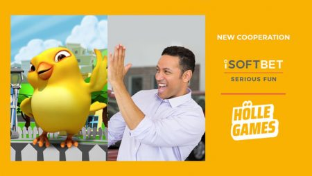 iSoftBet inks aggregation deal with German iGaming studio Hölle Games for strategic European expansion