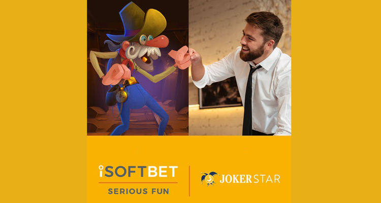 iSoftBet partners with newly established online casino Jokerstar for further expansion in Germany